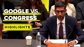 Google's congressional hearing highlights in 11 minutes - CNETTV