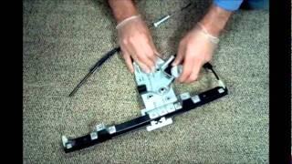 LAND ROVER Freelander LN Window Regulator Repair Kit REAR Right 1996 2006
