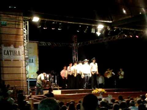 Festival de Catira Uberaba Filhos de Aparecida.