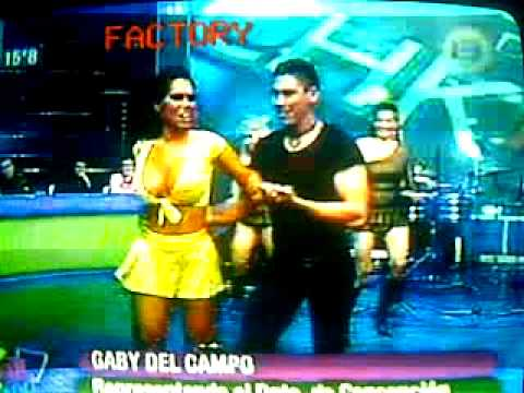 Gaby Del Campo Y Christian Nielzen Kachaka Piru - Xfin sabado Canal 13