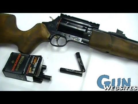 Taurus Circuit Judge Revolving Shotgun / Rifle