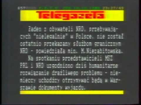 """Telegazeta"" 14.10.1989 r"