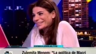 Zulema Menem:
