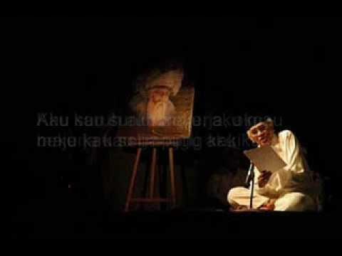 Puisi A. Mustofa Bisri: Kau ini Bagaimana atau Aku Harus Bagaimana