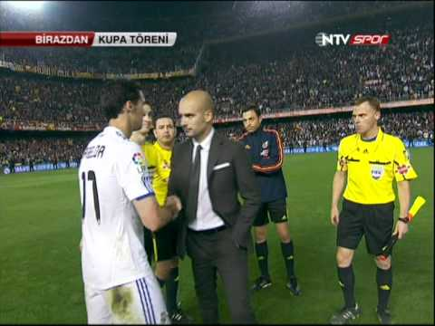 Real Madrid to face Barcelona in King s Cup final 2011 on ntvspor