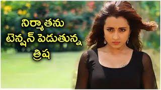 Latest Rumours On Trisha In Paramapadham Vilayattu Movie | Trisha Krishnan - RAJSHRITELUGU