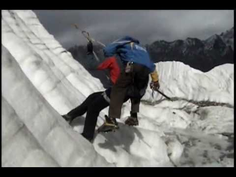 Mountain Rescue  Training By  Mountain Rescue Organization Pakistan