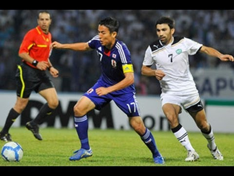 Uzbekistan vs Japan – 2014 FIFA World Cup AFC Qualifiers – FULL
