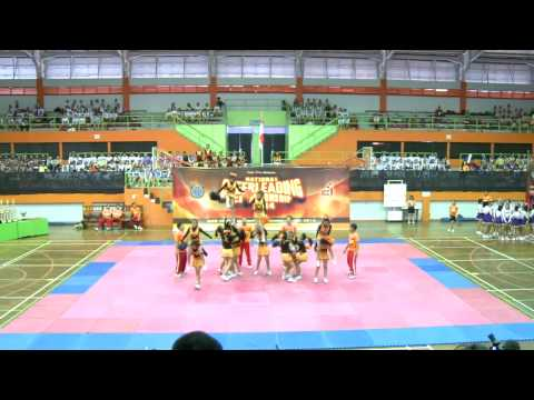 TIGERS A (SMP 161 Jakarta) - 3rd Place -  Cheerleading SMP