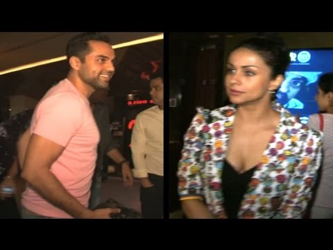 Abhay Deol & Gul Panag Attend 'Step Up 5' Premier