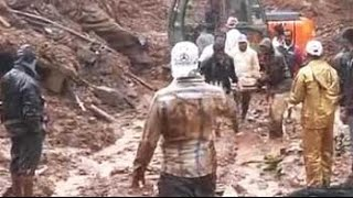 17 killed, nearly 200 feared trapped after landslide near Pune - NDTVINDIA