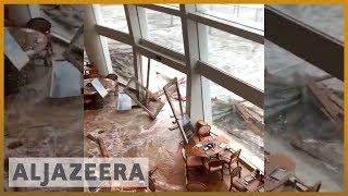 🇭🇰 China, Hong Kong brace for Typhoon Mangkhut, as toll rises to 49 | Al Jazeera English - ALJAZEERAENGLISH