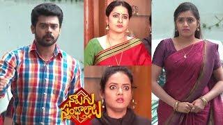 Naalugu Sthambalata Serial Promo - 21st August 2019 - Naalugu Sthambalata Telugu Serial - MALLEMALATV