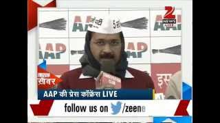 Delhi elections 2015: AAP releases party manifesto - ZEENEWS