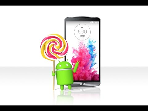 LG G3, come installare Android 5.0 Lollipop