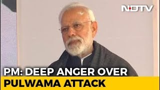 "PM Modi Says Those Behind Pulwama Attack ""Have Made A Huge Mistake"" - NDTV"