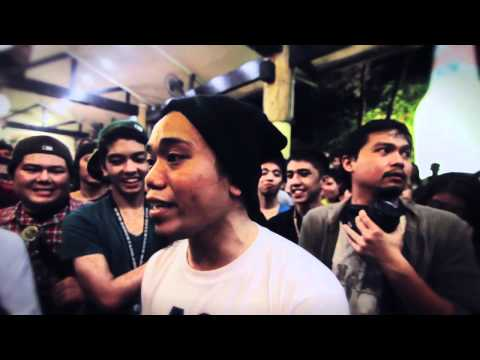 FlipTop - Harlem vs Dhictah