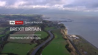 Special report: Preparing for No-Deal - SKYNEWS