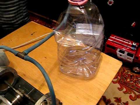 Как сделать вакуумный насос из автомобильного компрессора