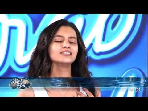 Arab Idol - Ep2 - Auditions - كارمن سليمان