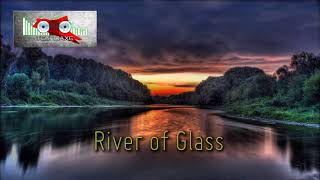 Royalty FreeBackground:River of Glass