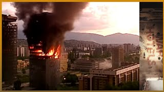 Holiday Inn Sarajevo: In the Eye of the Siege | War Hotels - ALJAZEERAENGLISH