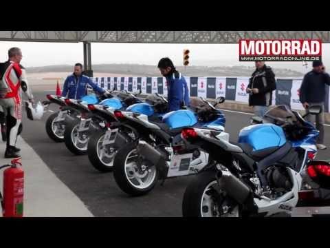 Fahrbericht: Suzuki GSX-R 600 2011