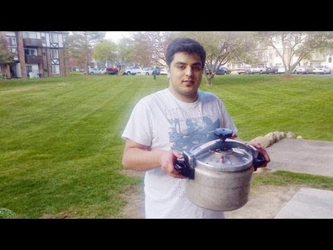 Saudi Student Investigated for Pressure Cooker