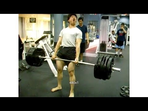 Frank Yang - BIG DEADLIFT PR