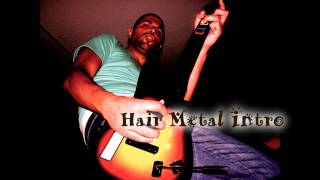 Royalty Free :Hair Metal Intro