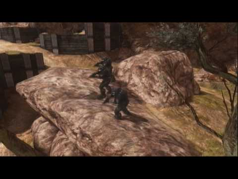 Mission Reach 4 - Machinima Halo Reach