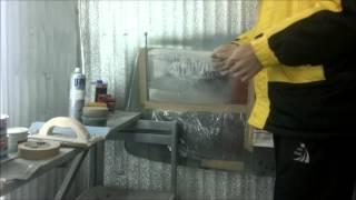 Покраска авто в гараже этапы ремонта и покраски