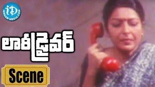 Lorry Driver Movie Scenes - Jagga Rao Kidnaps Sharada's Children ||  Balakrishna || Vijayashanti - IDREAMMOVIES