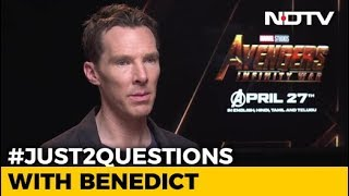 #Just2Questions: Benedict Cumberbatch On Renaming His Female Fan Clubs - NDTV
