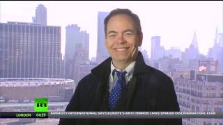 Keiser Report:  Small Business Optimism Soaring (E 1021) - RUSSIATODAY