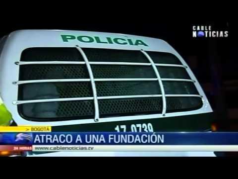 Frustran asalto a una fundación de alcohólicos anónimos en Bogotá