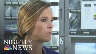 How Companies Are Usually Geofence Technology to Find New Hires | NBC Nightly News - NBCNEWS