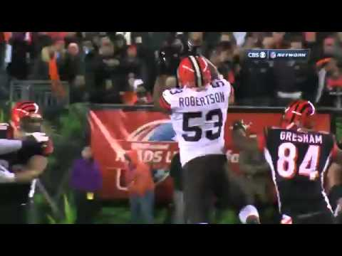 Browns vs. Bengals | Week 9 Highlights | NFL
