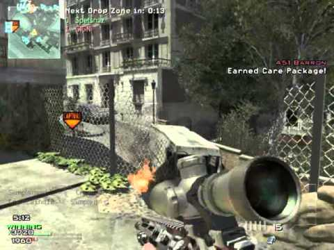 Share Limits - MW3 Game Clip