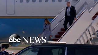 Cause of first lady's plane scare confirmed - ABCNEWS