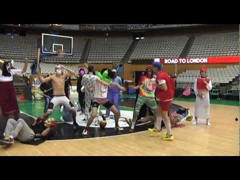 Harlem Shake - Junior Club Joventut Badalona