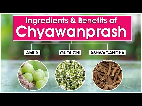 Benefits of Chyawanprash | How to improve your immunity | Ingredients of Chyawanprash