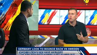Theatre of Dreams: Germany look to bounce back vs Sweden - ZEENEWS