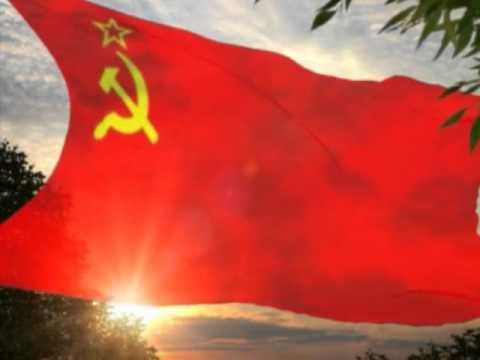 Inno Unione Sovietica cantato / Soviet Union Anthem sung (1922-1944)