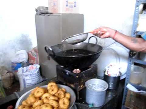 Hotel Durga Bhavan Kitchen Tour