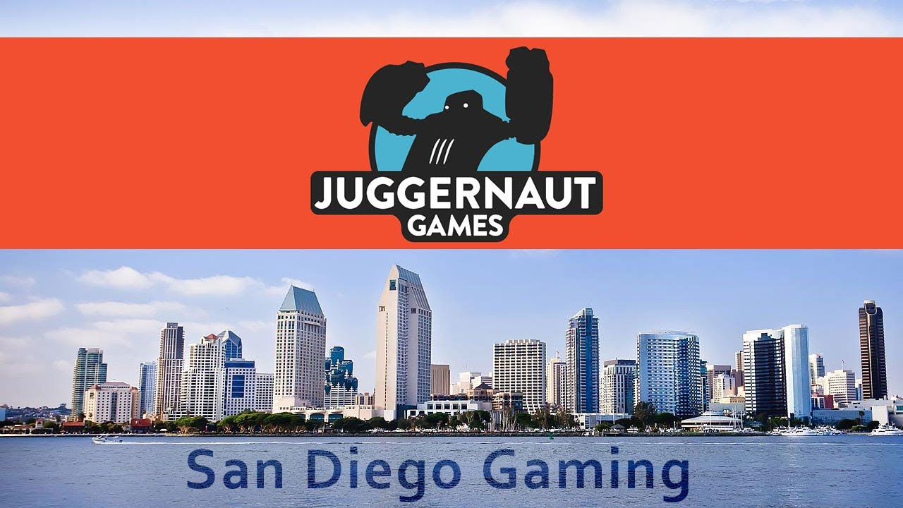 Juggernaut Games | San Diego Gaming