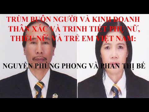 VIETNAMESE CHILD PROSTITUTIONS IN THE BROTHEL OF PHONG KENNEDY