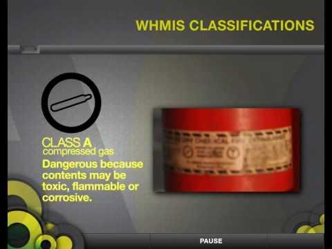 WHMIS Online Course