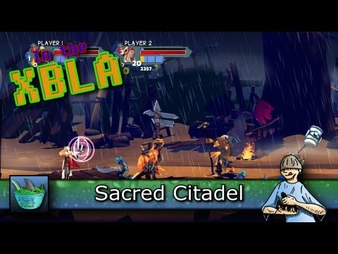 In The XBLA! - Sacred Citadel