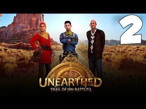 Unearthed Trail of Ibn Battuta EP 1 Let's Play | #2 - Dodge
